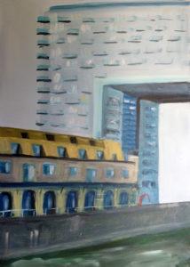 Kranhäuser in Köln